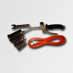 Opalovací plynová souprava 3 nástavce 19,5KW hadice 1,5m PA23510