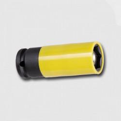 """22mm Hlavice pro utahováky 1/2"""" HONITON 1ks"""