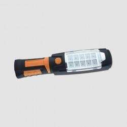 Svítilna pracovní 10x COB-LED 3W + 6 LED CORONA PC6817