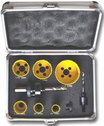 Korunkové vrtáky Bi-metal HSS 19-57mm