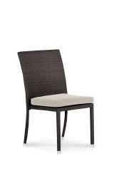Domus Ventures DV-001829 Stohovatelná židle Brisbane