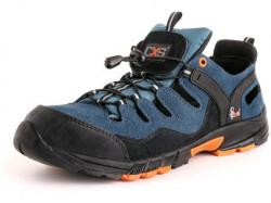 Obuv sandál CXS LAND CABRERA S1, černo-modrá