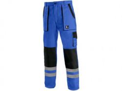 Kalhoty CXS LUXY BRIGHT pánské modro-černé