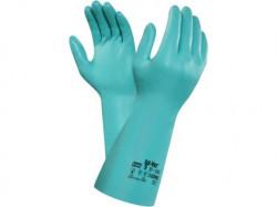 Chemické rukavice ANSELL SOL-VEX 37-695, máèené v nitrilu