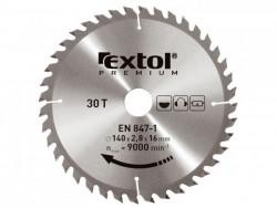 140x2,0x16 mm 30zubù Pilový kotouè EXTOL