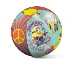 MONDO 16483 Nafukovací plážový míč MIMONI