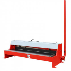 HOLZMANN TBS 1050PRO tabulové nůžky na plech 1050mm/1,25mm