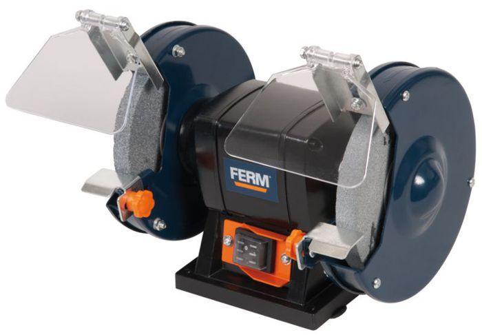 FERM FSM-150N BGM1019 dvoukotoučová bruska