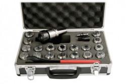 Sada kleštin 2-20mm ISO40 / ER32 / DIN 2080 OPTIMUM