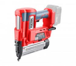 EXTOL PREMIUM 8891861 AKU hřebíkovačka/sponkovačka 20V (bez AKU a nabíječky)
