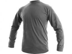 Tričko PETR dlouhý rukáv zinková 2704