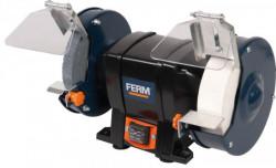 FERM BGM1020 dvoukotoučová bruska FSMW-250/150, 250W + brýle