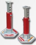 Zajiš�ovací sloupky 3t hliníkové 2ks PT43004L