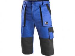 Kalhoty 3/4 CXS LUXY PATRIK pánské modro-černé