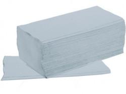 Papírové ruèníky ZIK-ZAK, 1-vrstvé 5000ks šedé