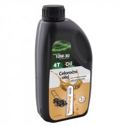 Motorový olej celoroční pro 4-takt. motory SAE10W-30 1litr