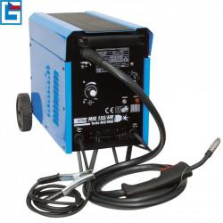 Svářečka GÜDE MIG 155/6 W pro svařování v ochranné atmosféře