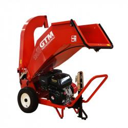 GTM GTS 1300G drtič dřeva s benzinovým motorem