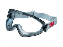 Ochranné brýle 3M 2890A, uzavøené, èirý zorník