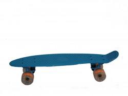 PENNYBOARD SUPER Skateboard 56x15cm modrý