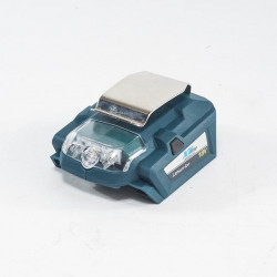 Nabíječka s LED svítidlem XT102795