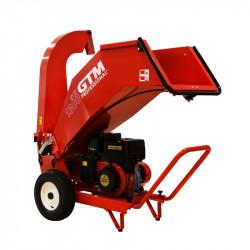 GTM GTS 1300M drtič dřeva s benz. motorem do pr. 10cm