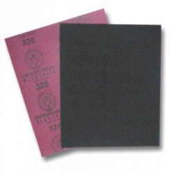 P240 zrno arch 23x28cm Brusné plátno