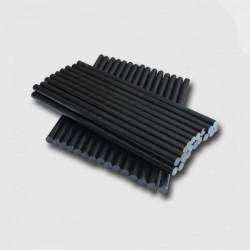 11x270 mm 1kg Lepící tavné tyčinky černé