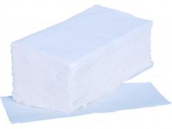 Papírové ruèníky ZIK-ZAK, 2-vrstvé 3200ks, bílé