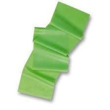 Aerobic guma W1443 1200x150mm, tl. 0,25mm, zelená