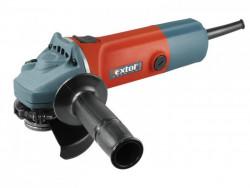 EXTOL PREMIUM AG 125 EP úhlová bruska 125mm 850W