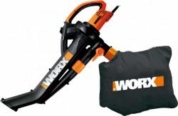 WORX WG505E Vysavač listí / fukar