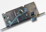 Zámek zadlabací K60/72 P-L ZN