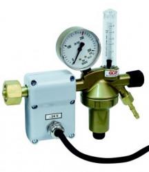 """Redukèní ventil CO2 3/4"""" s ohøevem 24V GCE"""