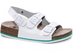 Obuv CORK MEGI bílý pánský sandál