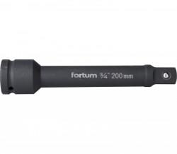"""Prodlužovací nástavec 200mm 3/4"""" FORTUM"""