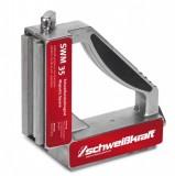 Vypínatelný úhlový magnet 152x152mm 55kg SWM 35