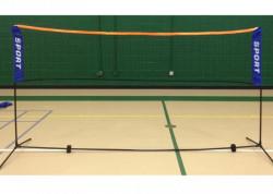Badmintonová sí� se stojanem SPORT VICTOR 2012