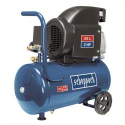 Scheppach HC 26 kompresor olejový 8Bar 24L