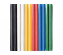 7,2x100 mm 12ks Lepící tavné tyèinky mix barev EXTOL 9908