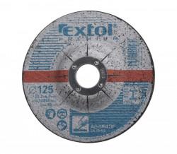 Brusný kotouè 125x6,0 EXTOL PREMIUM ocel
