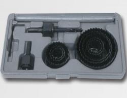 Sada vykružovačů do dřeva 18-64mm 11dílů
