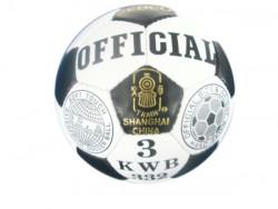 Fotbalový míč OFFICIAL SEDCO KWB32 vel. 3