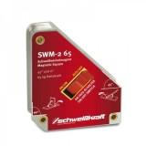 Vypínatelný úhlový magnet 152x135mm 75kg SWM-2 65