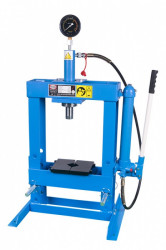 PROMA HLR-10U/2 hydraulický lis 10 tun + KLÍČE