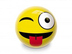 Míč dětský MONDO Emotions - Smajlíci 230mm