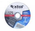 Øezný kotouè 125x1 5ks EXTOL CRAFT ocel