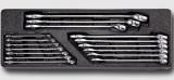 HONITON HA015 Sada oèkoplochých klíèù 6-24mm na platu