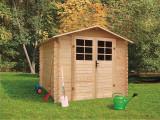 PAVEL zahradní domek døevìný 290x250cm