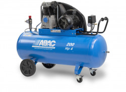 ABAC P200/400/4N kompresor 3kW/400V 11Bar